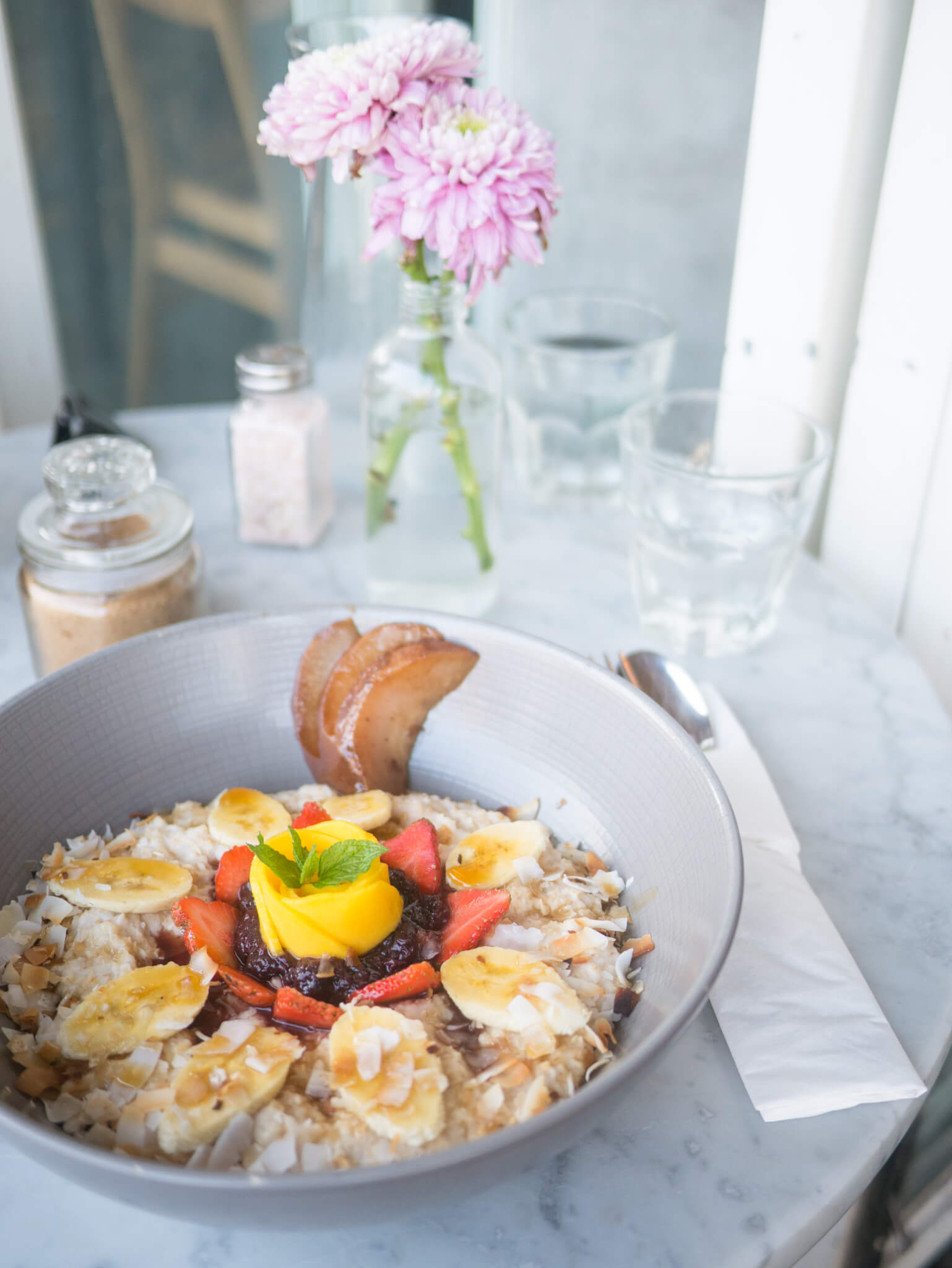 Canggu breakfasts - The Loft